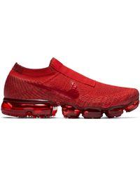 Nike Air Vapormax Se Laceless University Red