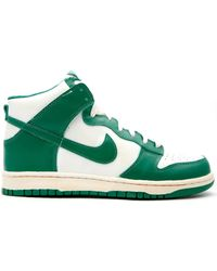 Nike - Dunk High Vintage Pine Green - Lyst