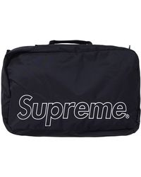 Supreme Duffle Bag (fw19) - Black