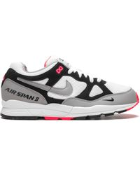Nike Air Span 2 'hot Coral' Shoes - Size 8.5 - Multicolour