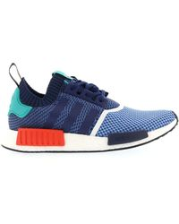 adidas Nmd R1 Packer Shoes - Blue