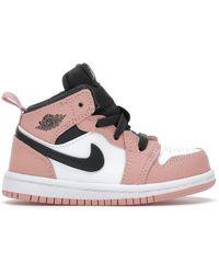 Nike 1 Mid Pink Quartz (td) - ピンク