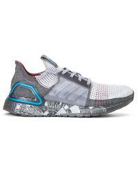 adidas X Star Wars Falcon Ultraboost Trainers - Grey
