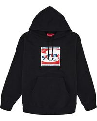 Supreme - Shine Hooded Sweatshirt - Lyst