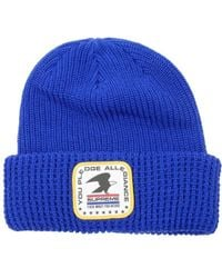 edd2cc7b Supreme New Era Arc Logo Beanie Royal in Blue for Men - Lyst