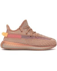 adidas Yeezy Boost 350 V2 Clay (kids) - Brown