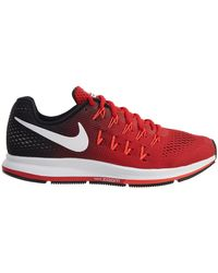 Nike Air Zoom Pegasus 33 College Red/white-black