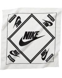 Supreme Nike Bandana - ホワイト