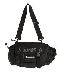 Supreme Waist Bag (ss20) - Black