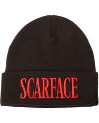 ace5f165d55 Lyst - Supreme Scarface Beanie in White for Men