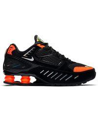 Nike Shox Enigma Trainers - Black