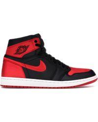 cb6ae175051b06 Lyst - Nike Jordan 1 Satin Shattered Backboard Sneakers for Men