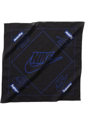 Supreme Nike Bandana - ブラック