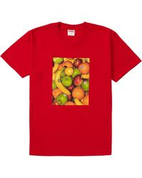 Supreme - Fruit Tee - Lyst