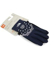Supreme The North Face Bandana Gloves - Red