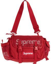 Supreme Waist Bag (ss20) - Red