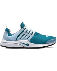 Nike Air Presto Trainers - Blue