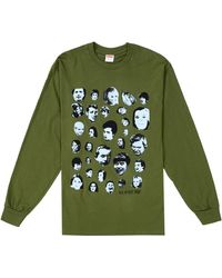 Supreme - Faces L/s Tee - Lyst