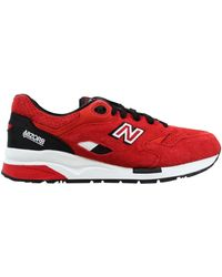 New Balance - 1600 Elite Red/black - Lyst