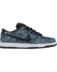 Nike - Sb Dunk Low Bleached Denim - Lyst