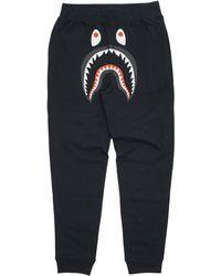 d34ac234 A Bathing Ape Tri Color Wgm Wappen Shark Multi in Blue for Men - Lyst