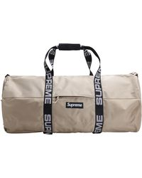 Supreme Large Duffle Bag (ss18) - Multicolor