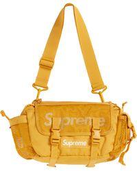 Supreme Waist Bag (ss20) - Metallic