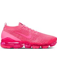 Nike Air Vapormax Flyknit 3 Triple Pink (w) - ピンク