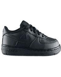 Nike - Air Force 1 '06 Triple Black (td) - Lyst