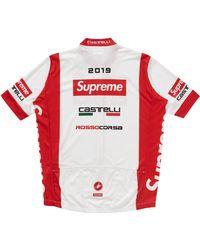 Supreme Castelli Cycling Jersey - White