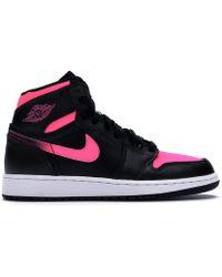 Nike Presto Big Kids Running Shoes Black//Hyper Pink//White 833878-061 GS