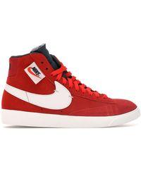 Nike - Blazer Mid Rebel Sneaker - Lyst