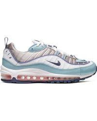 Nike Air Huarache Run Ultra (GS) Pure Platinum Ocean Bliss