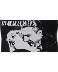 Supreme Bela Lugosi Towel - Black