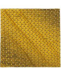 Supreme Diamond Plate Bandana - レッド