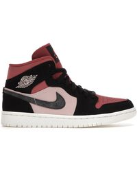 Nike - 1 Mid Canyon Rust (w) - Lyst