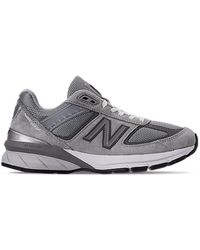 New Balance - 990 V5 Grey (w) - Lyst
