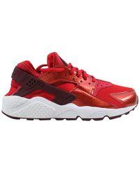 Nike Air Huarache Run (w) - Red