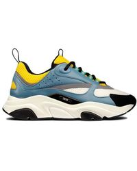 Dior B22 Blue Yellow - ブルー