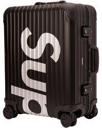 Supreme Rimowa Topas Multiwheel 45l - Black