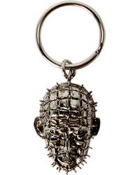 Supreme Hellraiser Keychain - Metallic