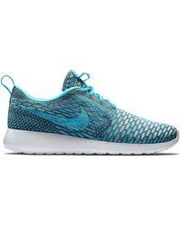 Nike - Roshe Run Flyknit Clearwater (w) - Lyst