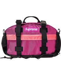 Supreme Waist Bag (fw19) - Pink