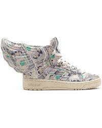 adidas - Js Wings 2.0 Money - Lyst