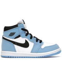 Nike - 1 Retro High University Blue (td) - Lyst
