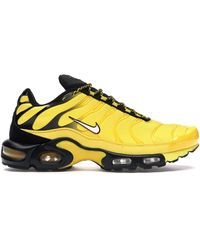 Nike Air Max Plus 97 Frequency Pack In Yellow For Men Lyst