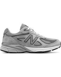 New Balance - 990v4 Grey (w) - Lyst
