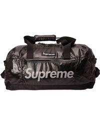 Supreme Duffle Bag - Black