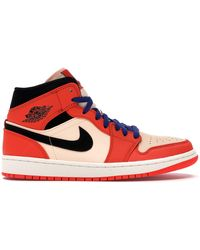 Nike - Air Jordan 1 Mid Se - Lyst