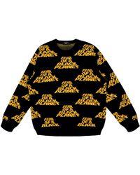 Supreme Undercover/public Enemy Sweater - Black